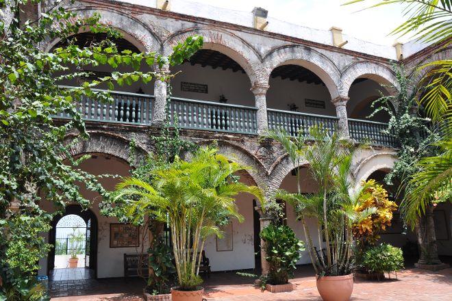 Convent of Santa Cruz de la Popa, Cartagena, Colombia