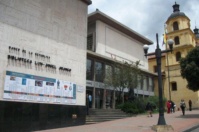 Luis Angel Arango Library, Bogota, Colombia
