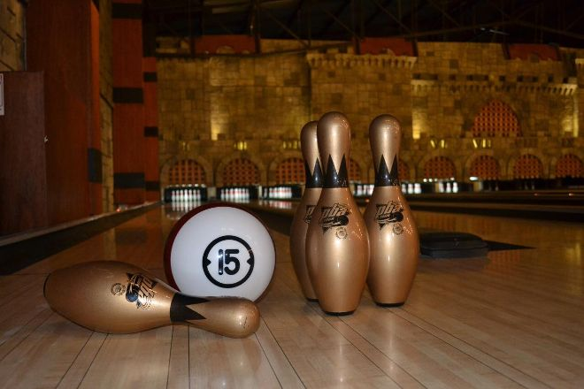 Medieval Bowling, Bogota, Colombia