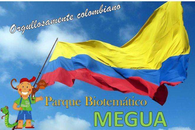 Megua Parque Biotematico, Galapa, Colombia