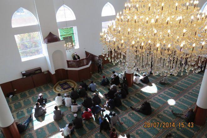 Mezquita Abu Bakr Al Siddique, Bogota, Colombia