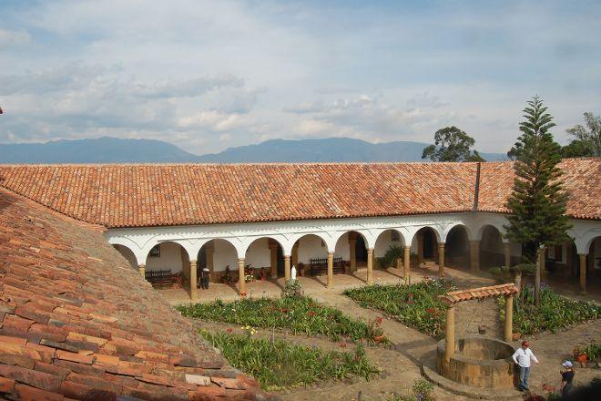 Monasterio Del Santo Eccehomo, Villa de Leyva, Colombia