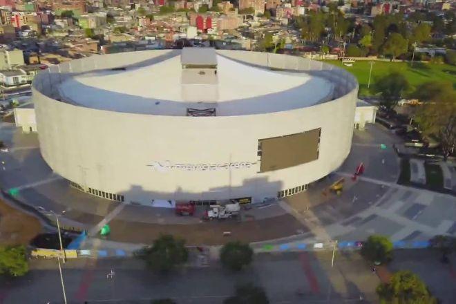 Movistar Arena, Bogota, Colombia
