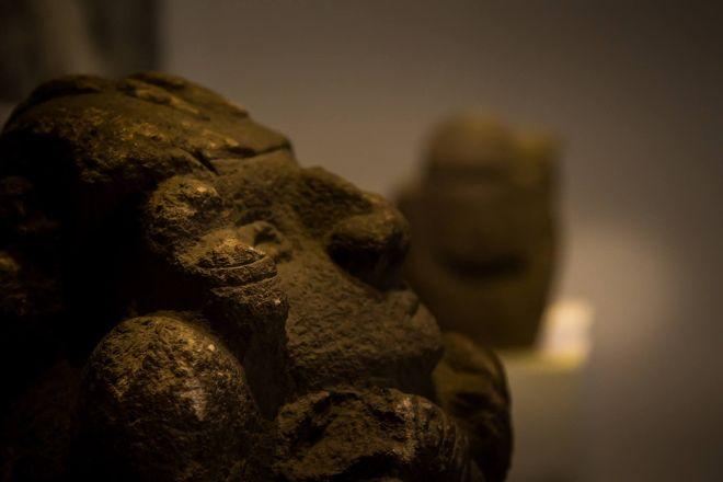 Museo Arqueologico, Bogota, Colombia