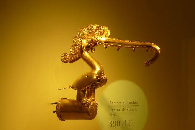 Museo del Oro Zenu, Cartagena, Colombia