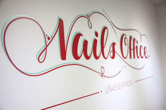 Nails Office, Bogota, Colombia