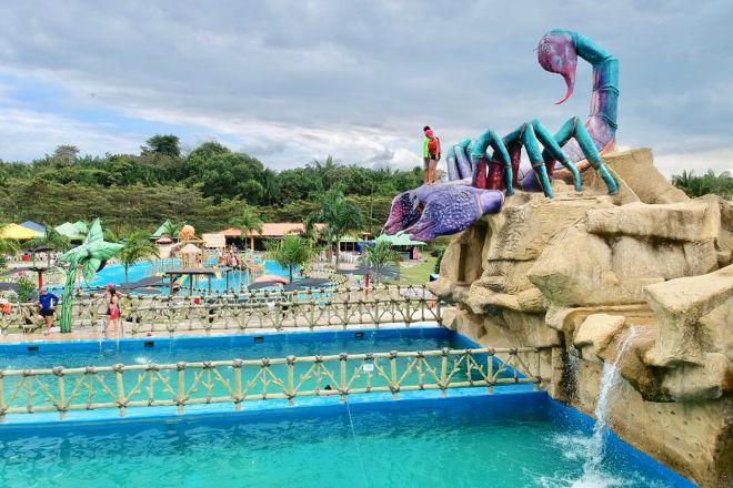 Parque Acuatico Cacayal, Castilla la Nueva, Colombia