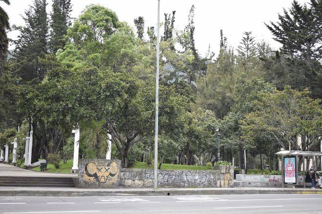 Parque Nacional, Bogota, Colombia