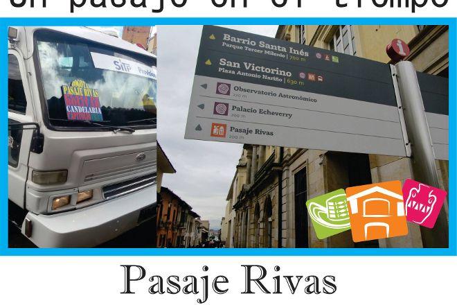 Pasaje Rivas, Bogota, Colombia