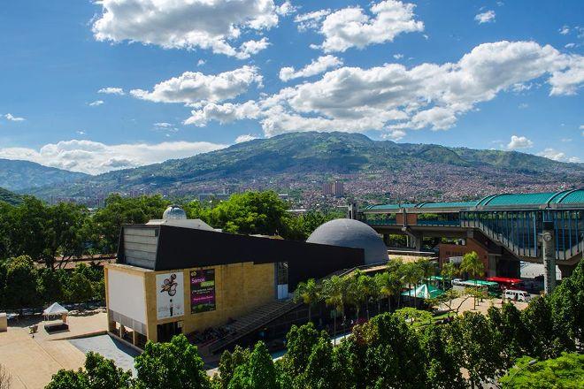 Planetario de Medellin, Medellin, Colombia