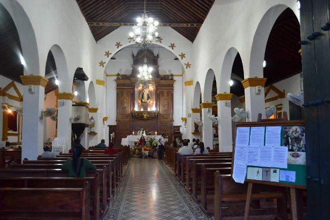 Church of Santo Domingo, Mompos, Colombia