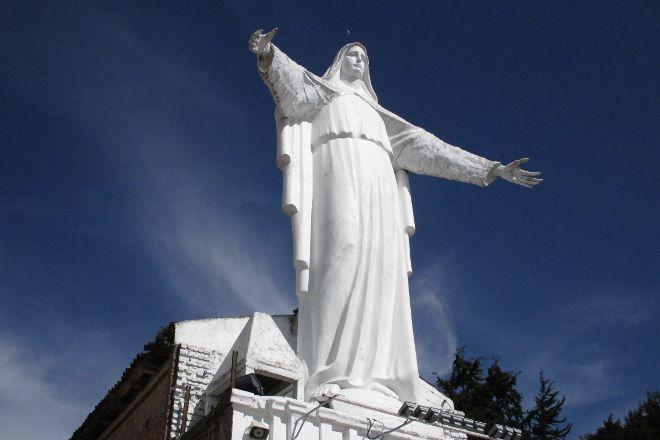 Cerro de Guadalupe, Bogota, Colombia