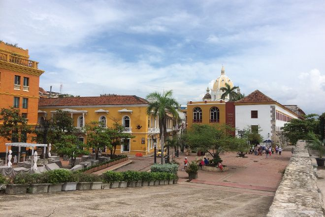 Tour in Cartagena with Marelvy Pena-Hall, Cartagena, Colombia