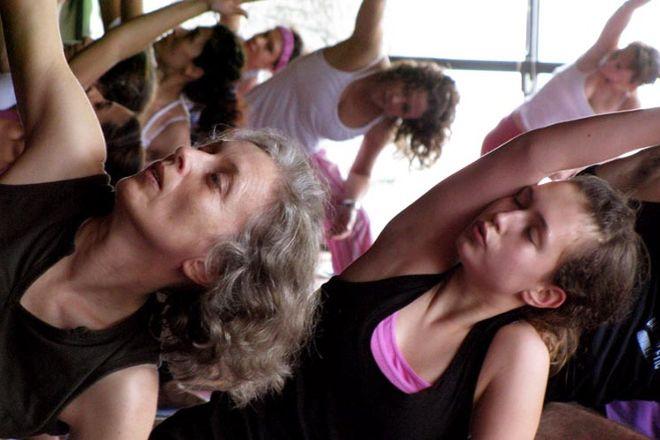 YogaSpace, Bogota, Colombia