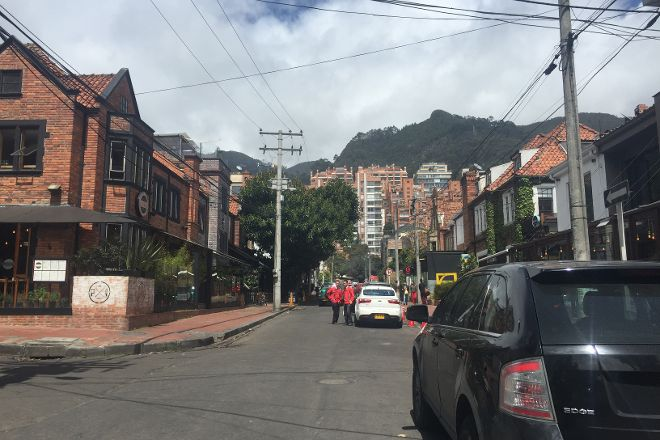 Zona G Bogota, Bogota, Colombia