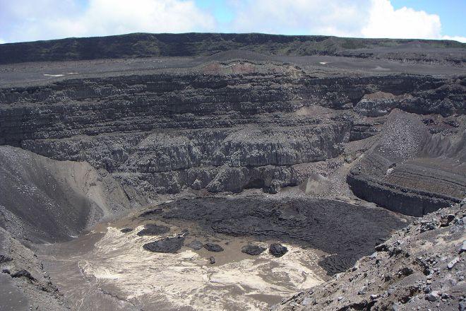 Mount Karthala, Grande Comore, Comoros