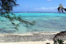 Tikioki Marine Reserve, Rarotonga, Cook Islands