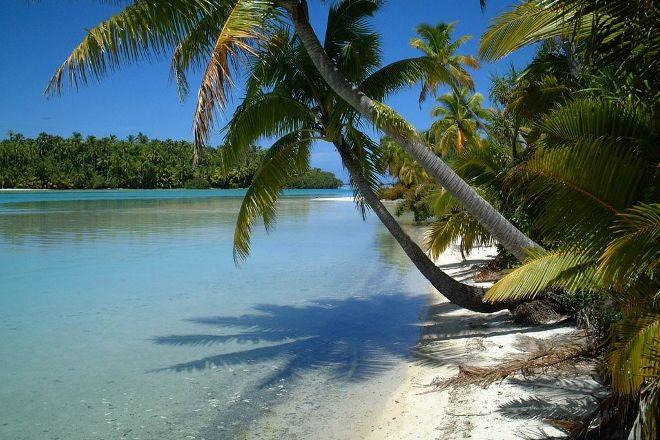 Aitutaki Lagoon, Aitutaki, Cook Islands