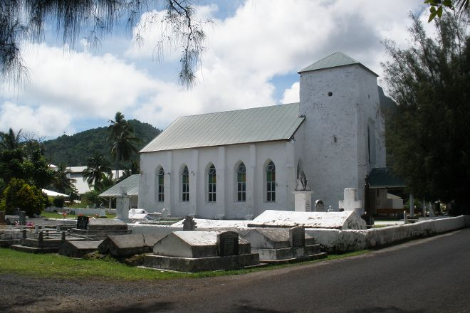 Cook Island Christian Church (CICC), Avarua, Cook Islands