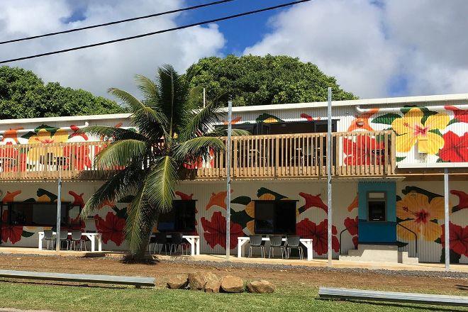 Te Ara- Cook Islands Museum of Cultural Enterprise, Rarotonga, Cook Islands