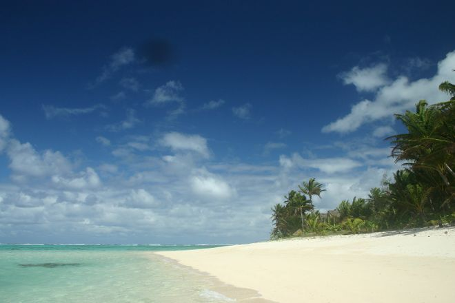 Titikaveka Beach, Titikaveka, Cook Islands