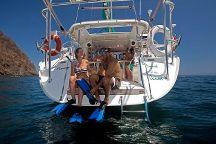 Spirit of the Ocean Sailing Playa Del Coco