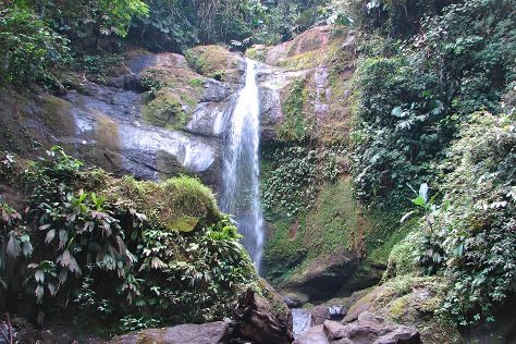 Voilo Waterfall, Bribri, Costa Rica