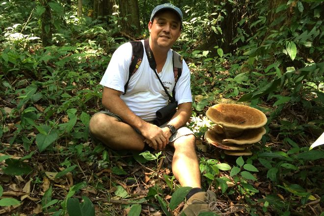 Abel Bustamante - Tour Guide, Manzanillo, Costa Rica
