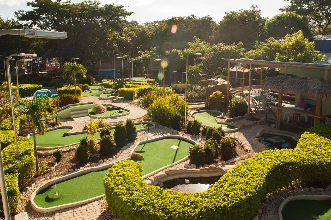 Bolas Locas Mini Golf, Tamarindo, Costa Rica