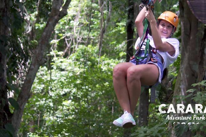 Carara Adventure Park, Jaco, Costa Rica