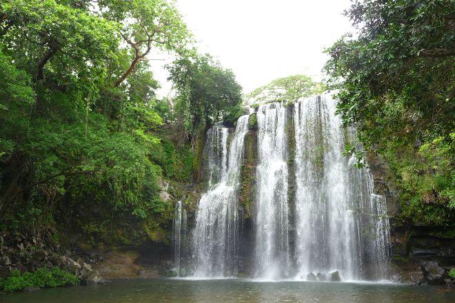 Cataratas Llanos de Cortes, Bagaces, Costa Rica