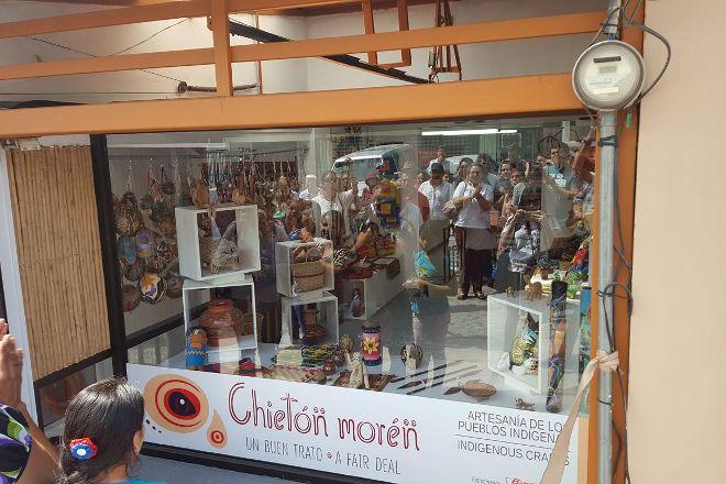 Chieton Moren, San Jose, Costa Rica