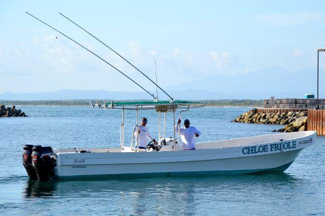 Chloe Frijole Fishing Charters, Quepos, Costa Rica