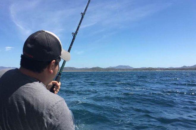 CR Fishing Charters, Tamarindo, Costa Rica