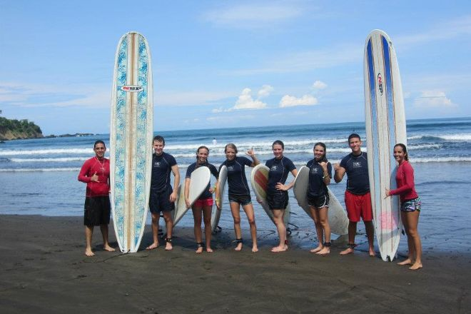 Dominical Surf School, Dominical, Costa Rica