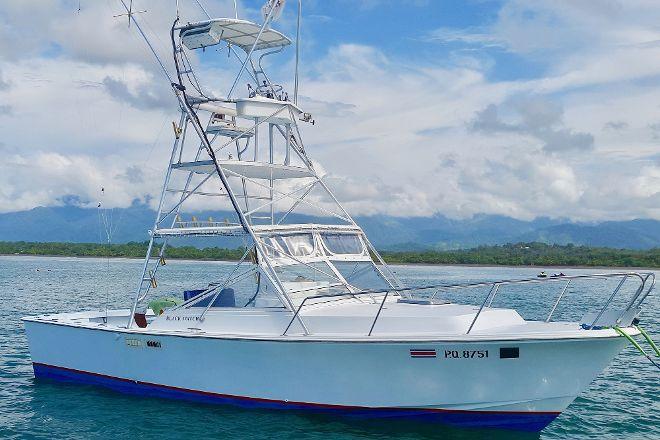 Fishing Costa Rica with Big Eye Charters, Quepos, Costa Rica