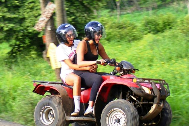Fourtrax Adventure Tours, Quepos, Costa Rica