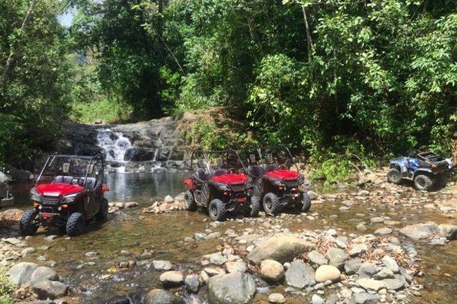 Jungle ATV Quad Tours, Uvita, Costa Rica