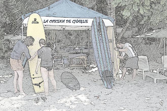 La Oficina De Charlie, Quepos, Costa Rica