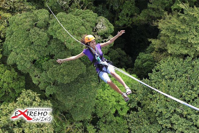 Monteverde Extremo Park, Santa Elena, Costa Rica