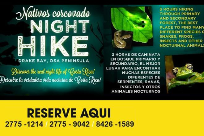 Nativos Corcovado Tours, Drake Bay, Costa Rica