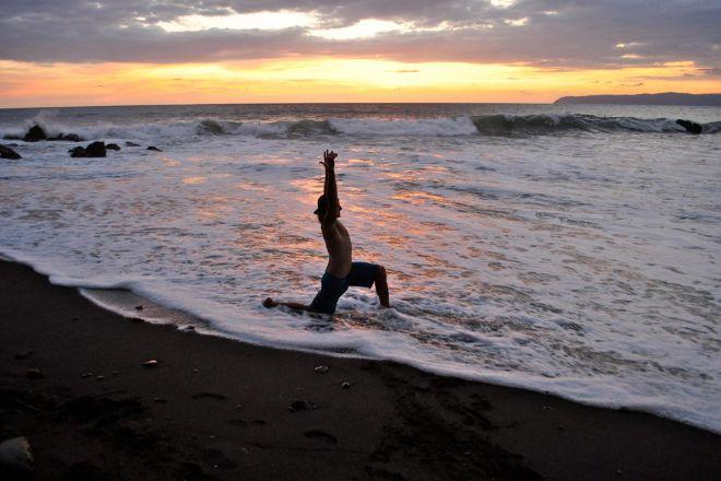 Nick Holt Fitness, Tamarindo, Costa Rica