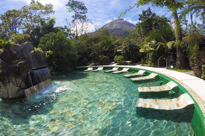 Paradise Hot Springs, La Fortuna de San Carlos, Costa Rica