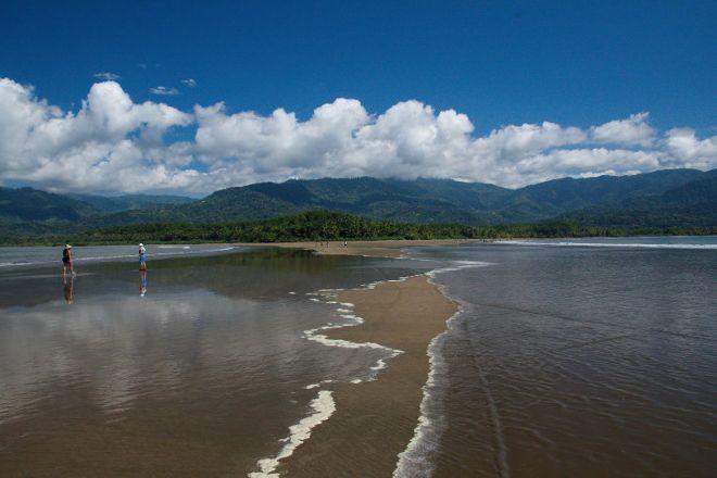 Parque Nacional Marino Ballena, Uvita, Costa Rica