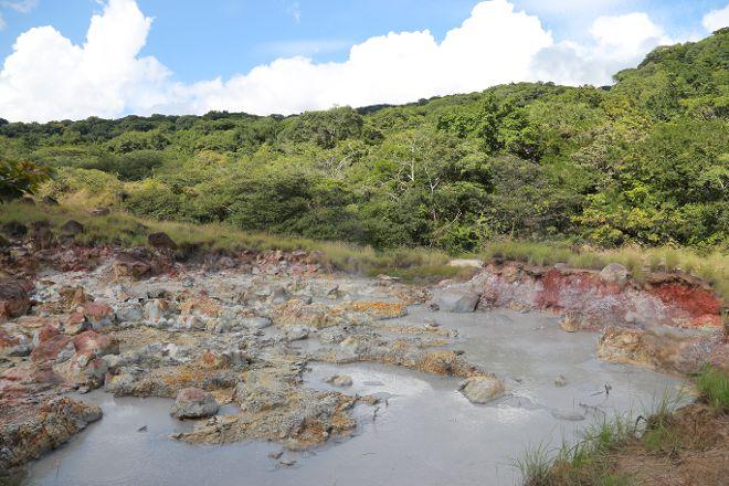 Parque Nacional Rincon de la Vieja, Province of Guanacaste, Costa Rica