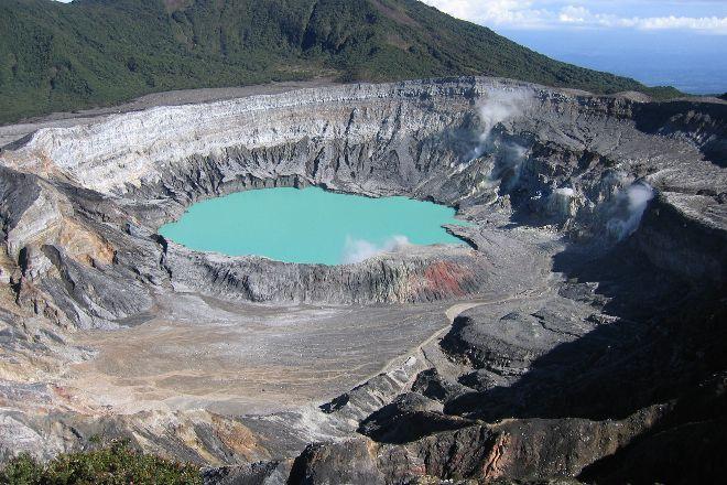 Poas Volcano, Poas Volcano National Park, Costa Rica