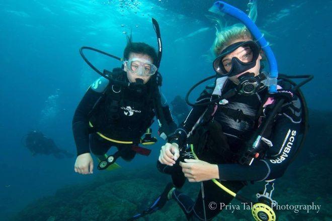 Rich Coast Diving, Playas del Coco, Costa Rica
