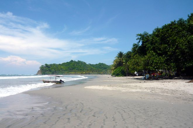 Samara Beach, Playa Samara, Costa Rica