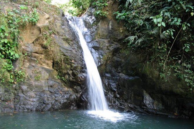 Santa Lucia Falls, Uvita, Costa Rica