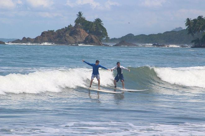 Sunset Surf Dominical - Day Lessons, Dominical, Costa Rica